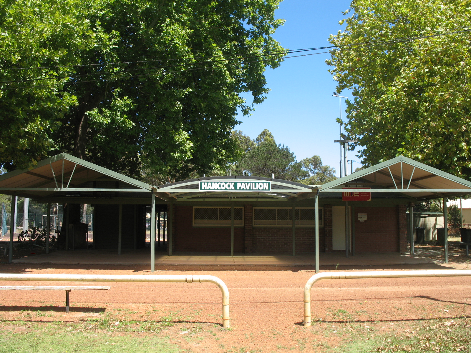 Dwellingup Town Oval, Dwellingup